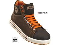 Cofra Conference S3 , Sportieve hoge werkschoen, waterafstotend