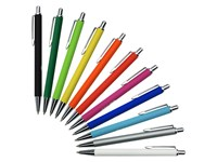 Metalen pen met gravure art. Superior , klassepen