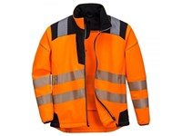 Softshell portwest T402 met hippe snit, 3 laags andemend