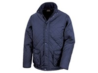 Doortikte jas Result R195X Urban Jacket tafetta