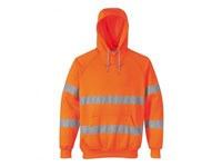 Hooded sweater Hi Vis portwest B304