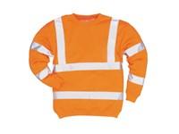 Portwest B303 Hi Vis sweater ronde hals